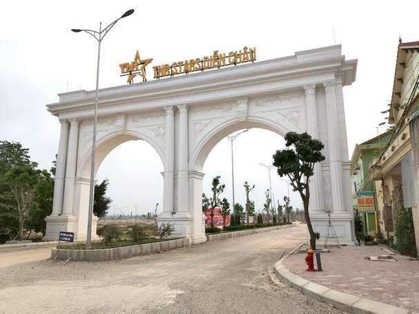 Dự án Khu đô thị TNR Stars Diễn Châu