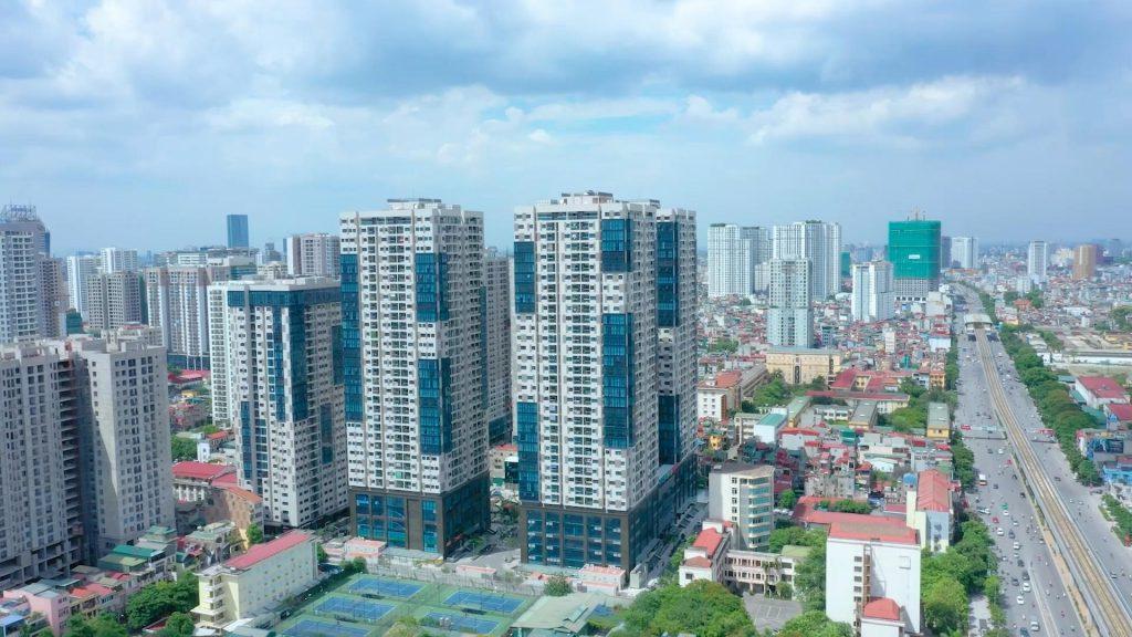 Hình ảnh dự án TNR GoldSeason – 47 Nguyễn Tuân – Hà Nội bàn giao năm 2018