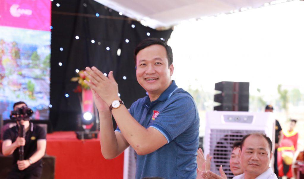 Ông Lê Ô Pích – Tỉnh ủy viên, Bí thư huyện ủy – Huyện Việt Yên