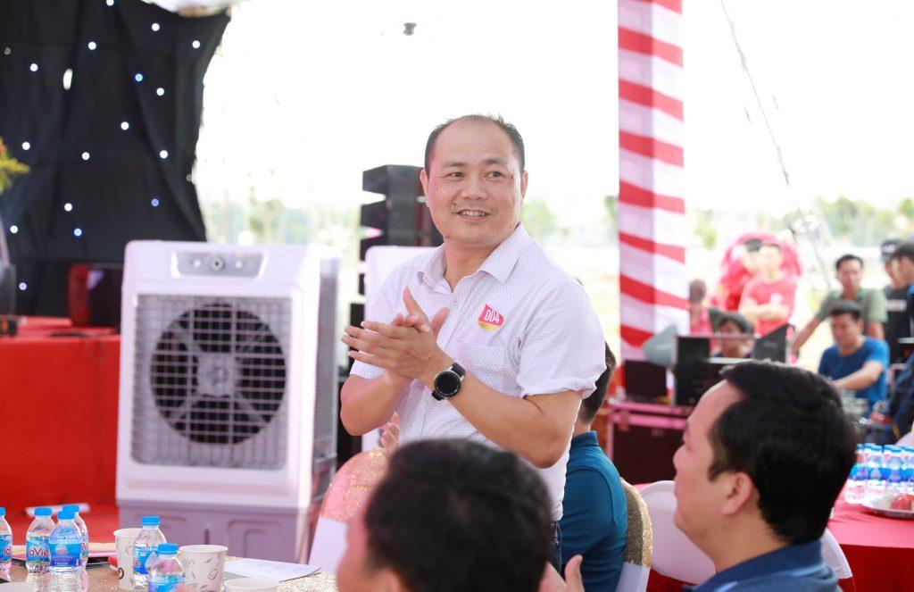 Ông Nguyễn Văn Phương – Phó chủ tịch thường trực UBND huyện Việt Yên