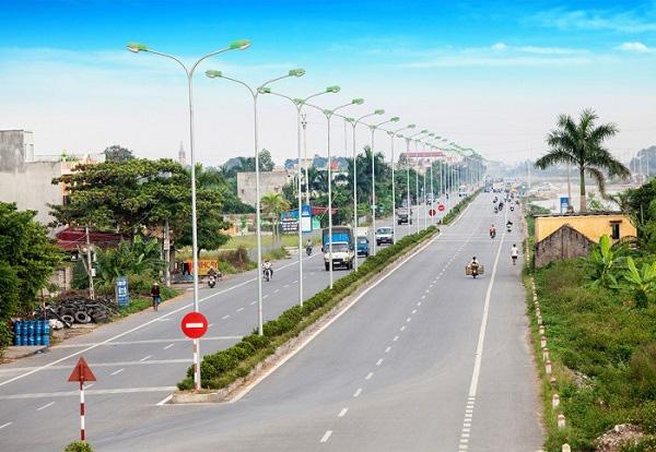 Đại lộ Võ Nguyên Giáp kết nối Quốc lộ 10 đi Hải Phòng – Quảng Ninh