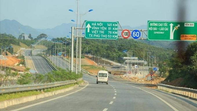 Tuyến cao tốc Hà Giang - Yên Bái giúp thay đổi bộ mặt kinh tế Tây Bắc, đặc biệt là các huyện có tuyến cao tốc đi qua như Bắc Quang (Hà Giang); Lục Yên (Yên Bái)…