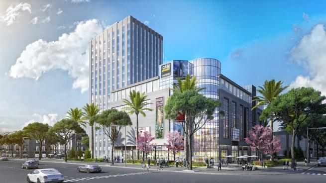 Định hướng các tập đoàn lớn xây dựng các khu đô thị với đa dạng các loại hình như trung tâm thương mại, khu vui chơi giải trí phục vụ cho hạ tầng an sinh – xã hội của thành phố Thái Hòa tương lai