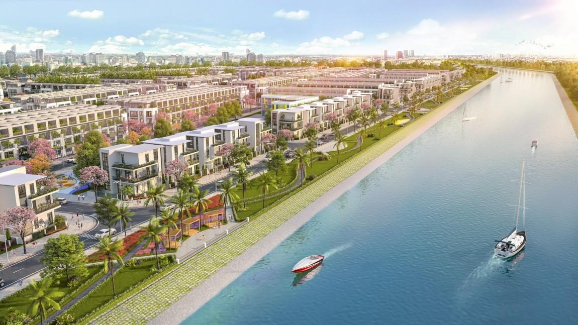 Khu đô thị TNR Stars Bỉm Sơn - một trong những khu đô thị phụ trợ cho thành phố công nghiệp Bỉm Sơn tầm nhìn 2021-2025